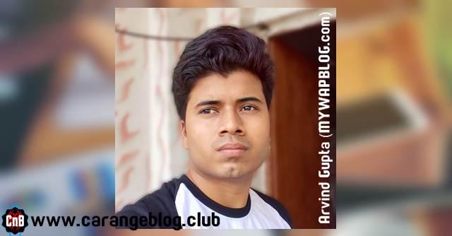 Arvind Gupta Founder MYWAPBLOG.com, Klarifikasi Alasan Penutupan MYWAPBLOG.com Oleh Arvind Gupta