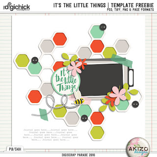 It's the Little Things by Akizo Designs