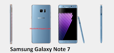 (News) Review  Spesifikasi  Samsung Galaxy Note 7 2017