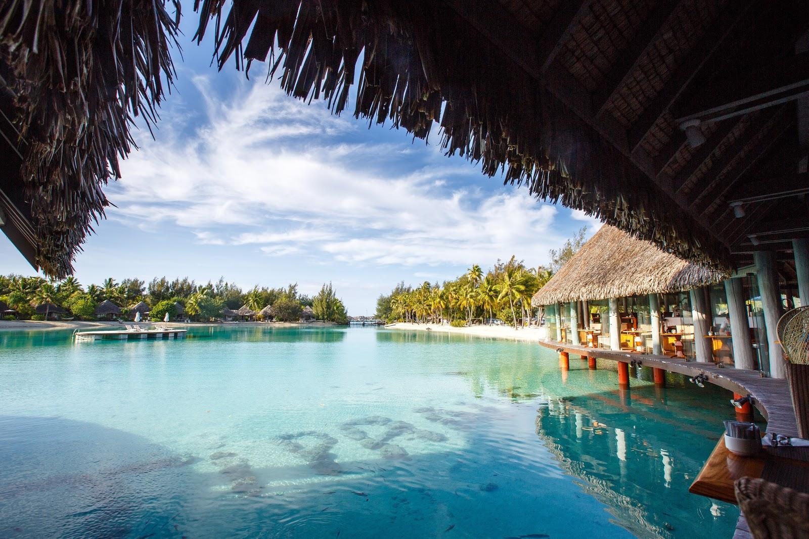早餐|Le Tipanie Restaurant , 大溪地 Tahiti Bora Bora Le Meridien