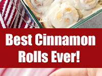 The Best Homemade Cinnamon Rolls Ever