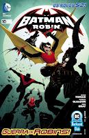 Os Novos 52! Batman e Robin #10