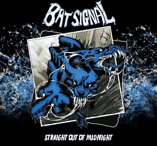 Bat Signal - Straight out of midnight