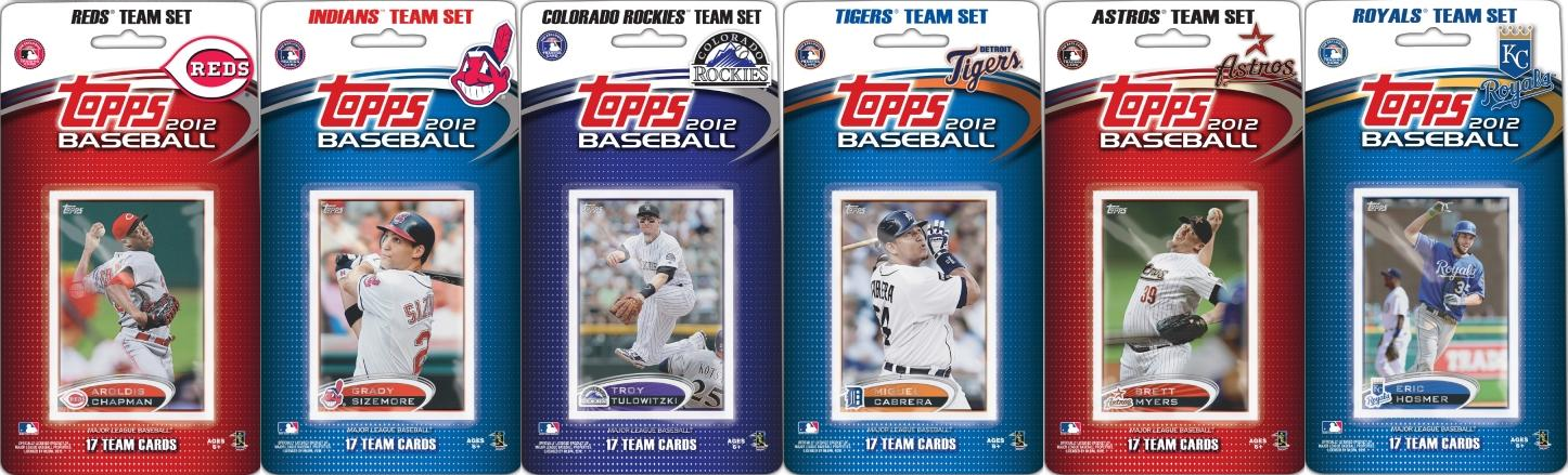 Bdj610s Topps Baseball Card Blog Yes There Will Be 2012 Topps