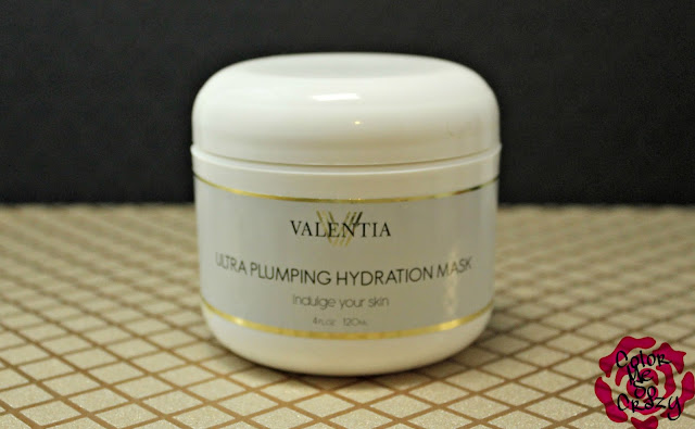 valentia, eye serum, skin care, face mask