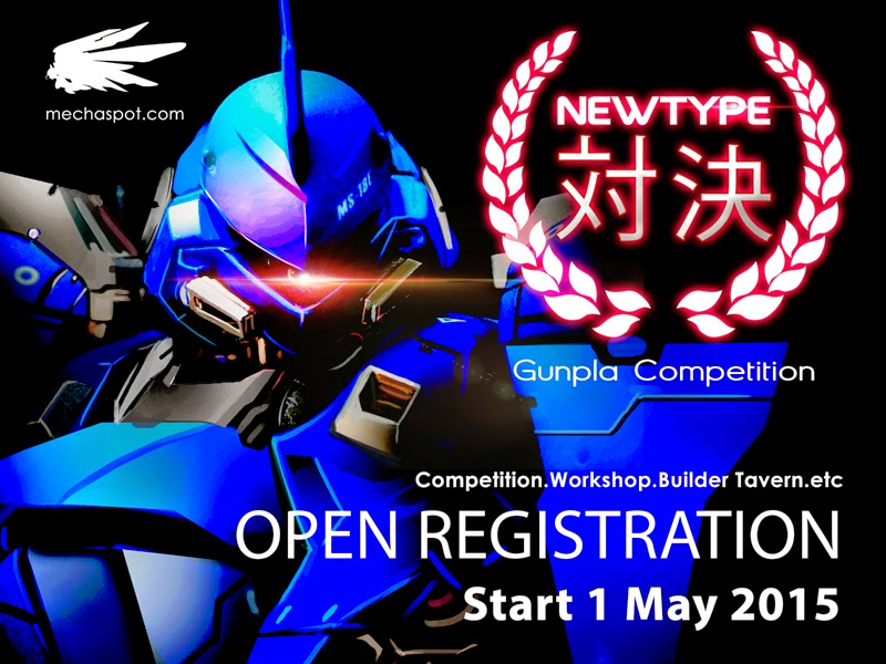 Newtype Gunpla Competition by Mechaspotphoto