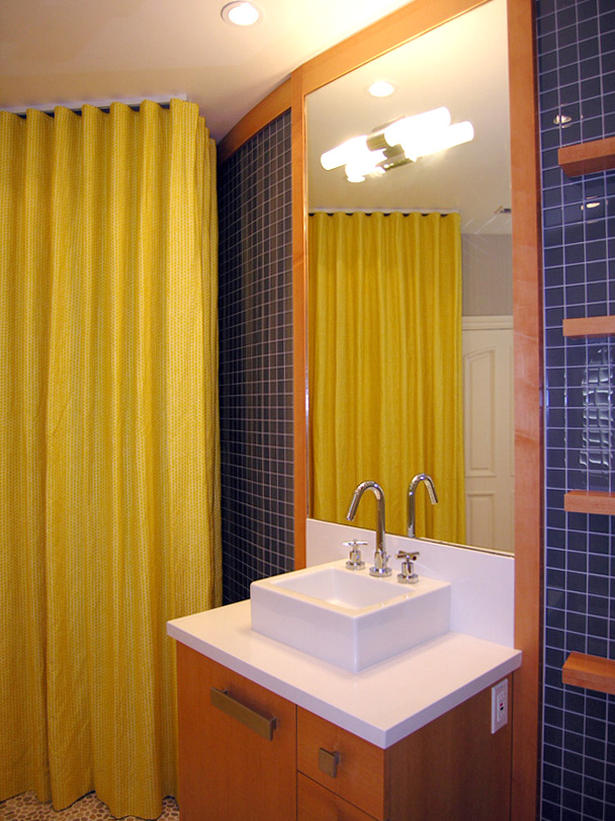 Curtain Decor Ideas For Living Room: Modern Furniture: Colorful Shower Curtains Design Ideas 2012