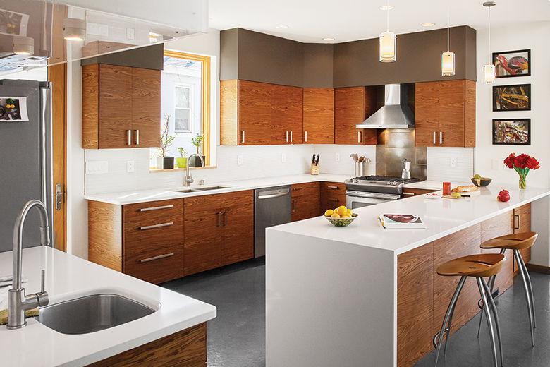 Dapur Minimalis Rumah Type 36