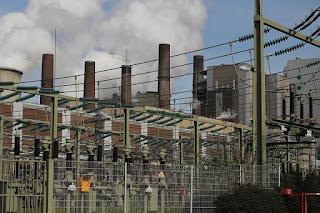 Instalaciones electricas residenciales - central generadora
