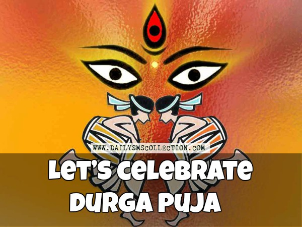 Happy Durga Puja PNG