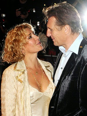 Liam John Neeson and Natasha Richardson photo pics