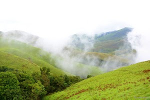 Kudremukh lush green mountains 7