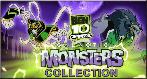 Play Ben 10 Games Free Online