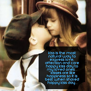 Best Happy Kiss Day Wishes