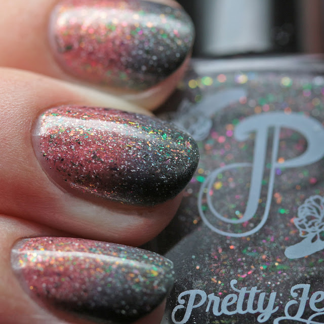 Pretty Jelly Nail Polish Orpheus & Eurydice