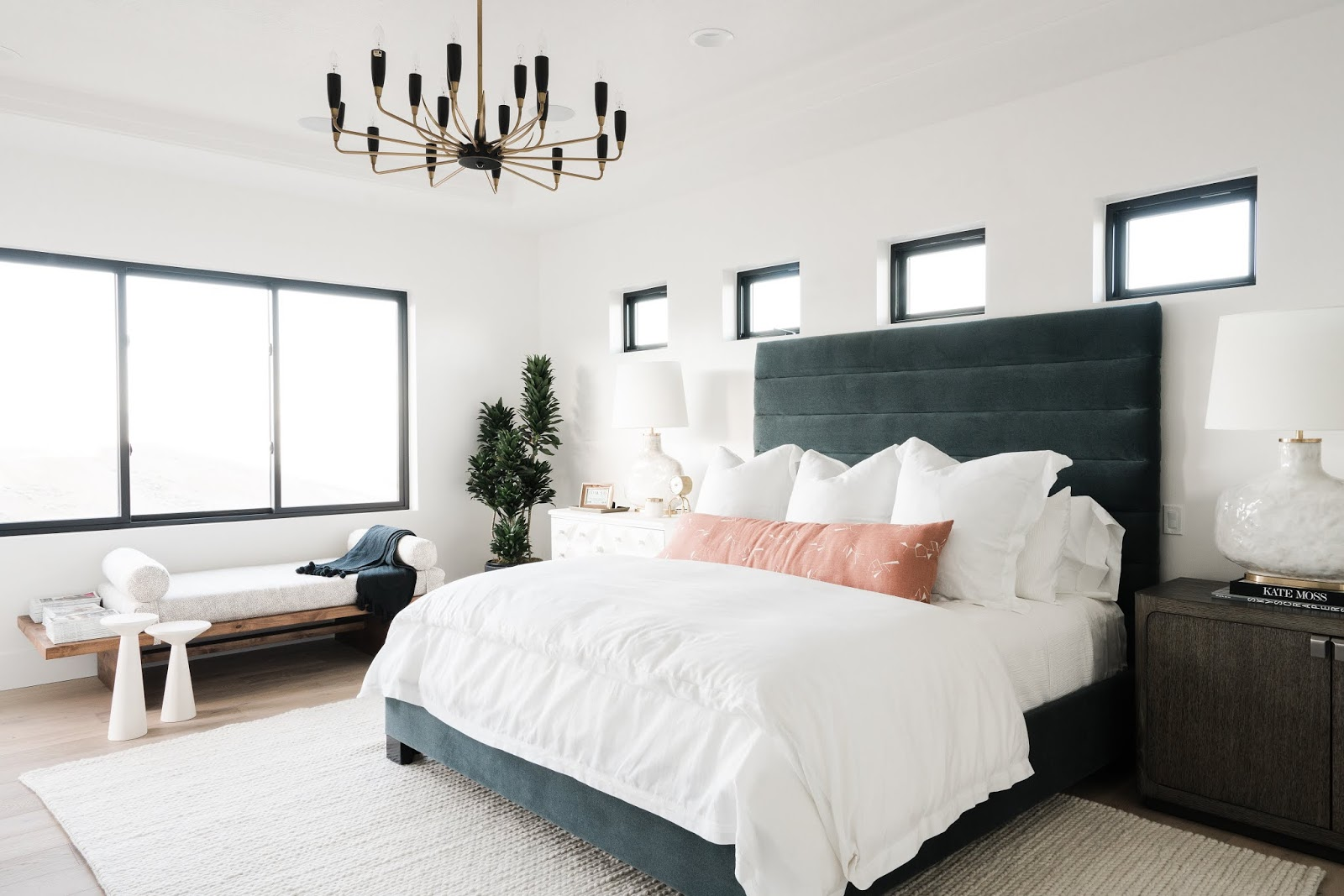 Modern Headboard, Modern Bed, Master Bedroom Design