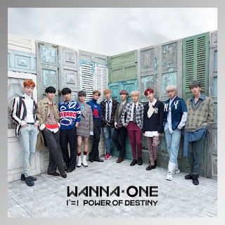 WANNA ONE - 1¹¹=1 (POWER OF DESTINY) Albümü