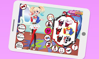 Dress Up Harley Quinn Mod APK(Unlimited Money) + Official APK - wasildragon.web.id