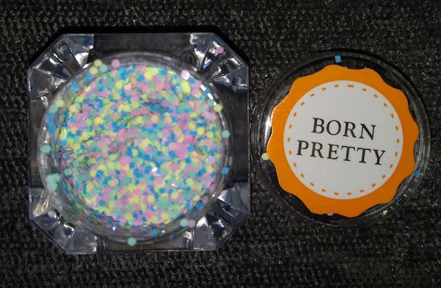 Neonowe pieguski od Born Pretty Store w dwóch odsłonach