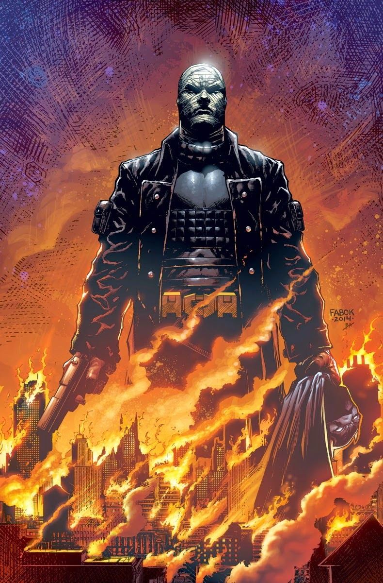 Silencio villano de Batman