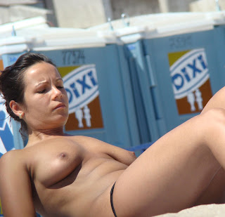 budding nudist breasts