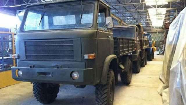 Η μεγαλύτερη ελληνική εταιρεία κατασκευής φορτηγών δεν μπόρεσε ποτέ να βγάλει άδεια να πουλήσει τα πρότυπα φορτηγά της