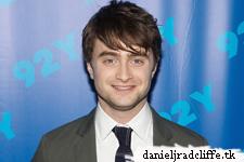Daniel Radcliffe attends Broadway Talks