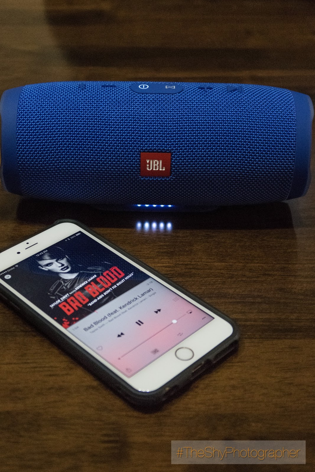 The Shy Photographer: The JBL Charge 3 Review