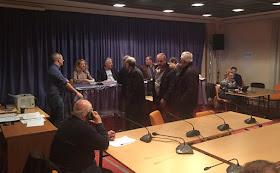 Με βαριές εκφράσεις μεταξύ των δημάρχων αναβλήθηκε η συνεδρίαση του ΦοΔΣΑ Πελοποννήσου