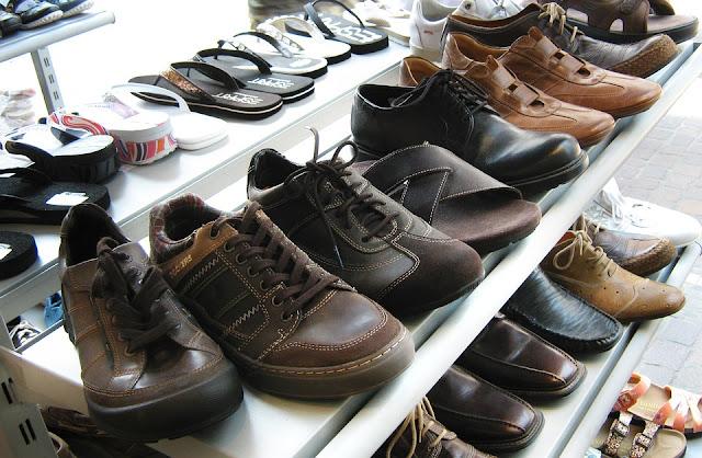 qulalita materiali scarpe