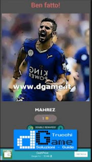 Soluzioni Football Player - Guess Quiz livello 12
