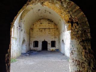 Тараканов. Форт. Дубненское фортификационное сооружение