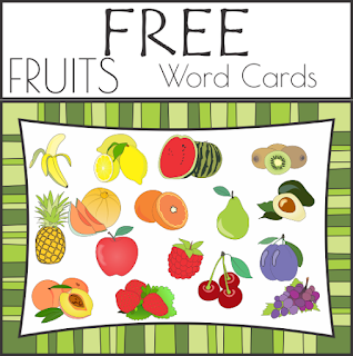 https://www.teacherspayteachers.com/Product/Free-Fruit-Word-Cards-2842170