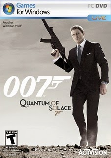 James Bond 007: Quantum of Solace - PC (Download Completo)