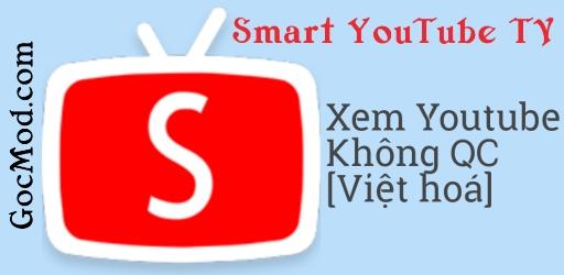 Smart YouTube TV – Không quảng cáo! (Android TV) v6.17.434 [Việt hoá]