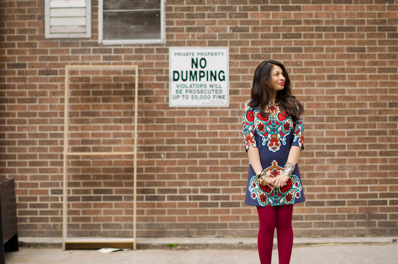 cardigan junkie: Be My Guest: Natasha Fatah