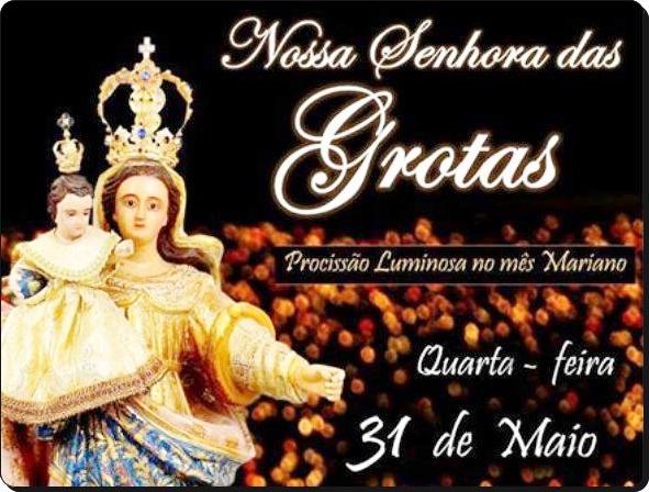 PARÓQUIAS DE JUAZEIRO PREPARAM PROCISSÃO LUMINOSA PARA ENCERRAMENTO DO MÊS MARIANO