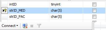 campo clave SQL Server