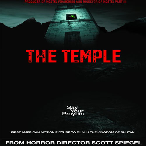The Temple, The Temple 2016, Download Poster The Temple