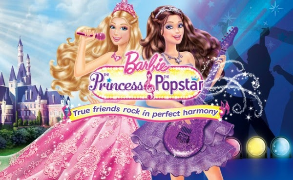 Barbie The Princess And The Popstar 2012 Wallpapers Free Download Free Barbie Movie