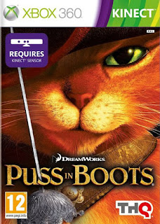 Puss In Boots (X-BOX 360) 2011