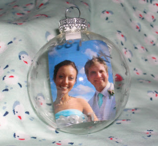 Personalized Photo Ornaments 1