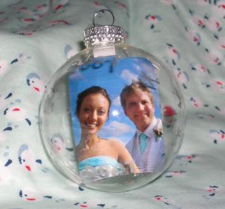 Personalized Photo Ornaments 1