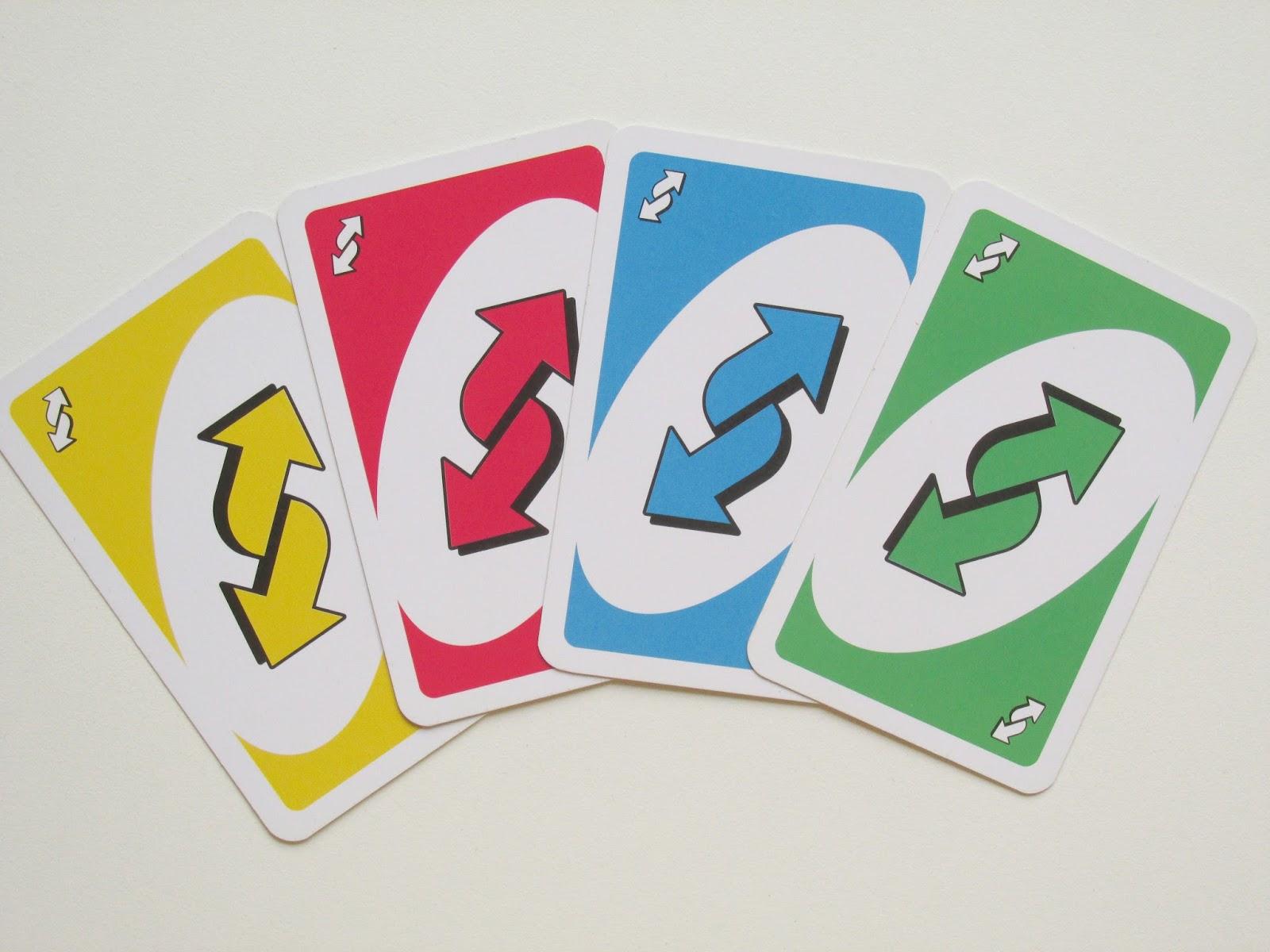Život podle Karol: HRAJEME SI: UNO - karetní hra