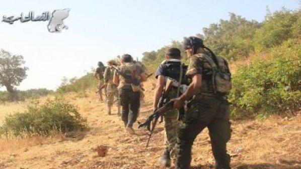 Pejuang Suriah Rebut Desa Strategis