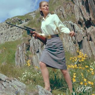Tania Mallet, de '007 contra Goldfinger', morre aos 77 anos — Foto: Divulgação