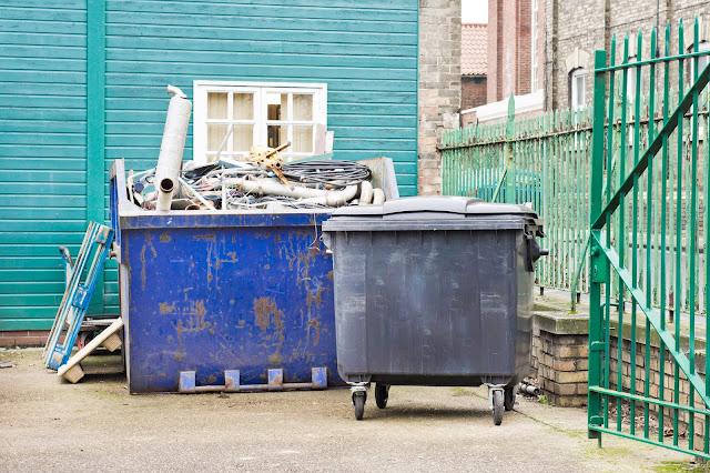 skip bins, waste bins, bin hire service