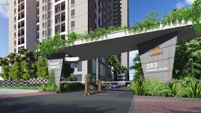 Dự án chung cư 283 Khương Trung