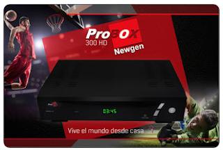 Resultado de imagem para PROBOX 300 HD