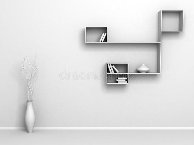 Black and White Original Bookshelves Black and White Original Bookshelves black white interior vase bookshelves 20895621